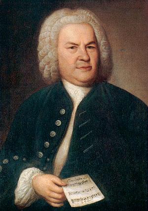 Johann Sebastian Bach höchstpersönlich zu hören!