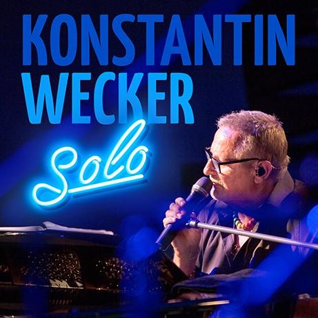 Konstantin Wecker – neuer Termin: 20. Mai 2022